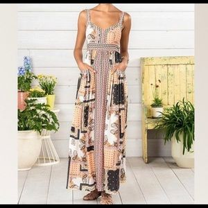 Women's Matilda Jane Perfectly Paisley Maxi